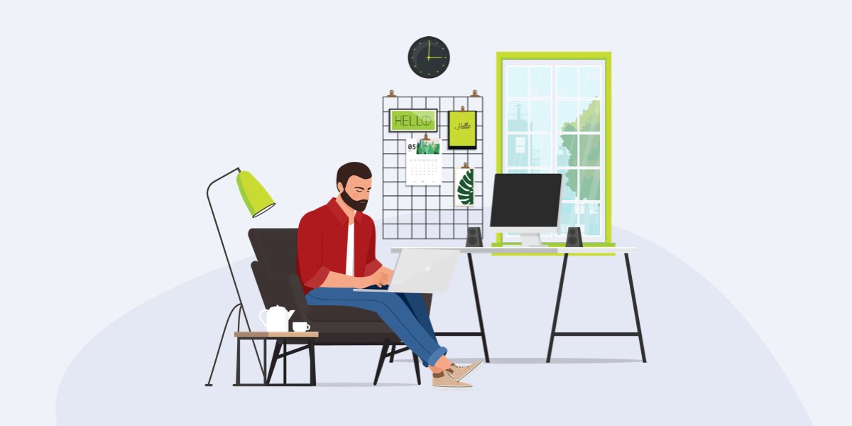 Remote Workers More Productive