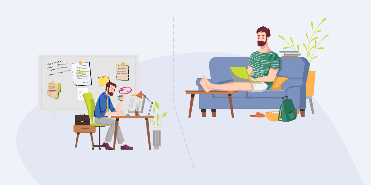 Why Remote Work Always Beats Office-Based Work